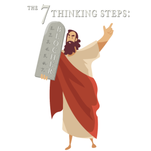 the 7 thinking steps
