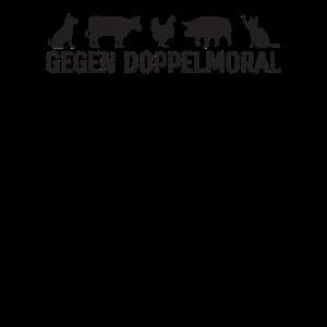 Gegen Doppelmoral - Tierschutz Tierschützer