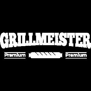 Premium Grillmeister Vintage Grill BBQ