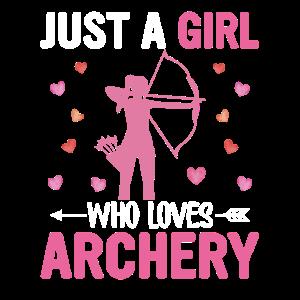 Just a Girl who loves archery Bogenschützin
