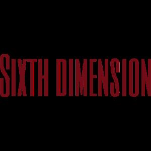Logo der sechsten Dimension