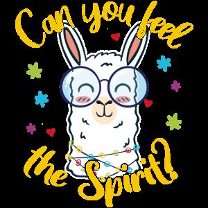 Lama ist mein Spirit | Ich liebe Lamas