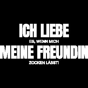 Freund Zocker Gamer Lustig Geburtstag