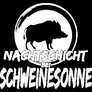 Jagdgeschenk für Jäger und Jägerinnen - Jagd Shirt