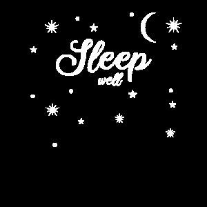 Schlaf gut Gute Nacht Schlafanzug