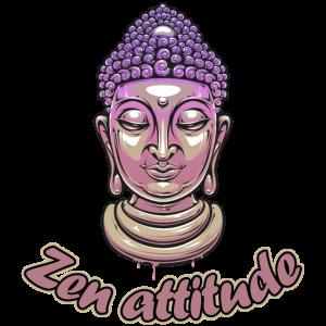 Buddha Zen Dharma Sangha - Siddhartha Gautama Kopf