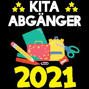 Kita Abgänger 2021 Kindergartenkind Kindergarten