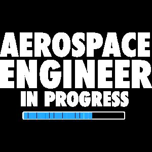 Luft- und Raumfahrtingenieur In Progress Astronaut