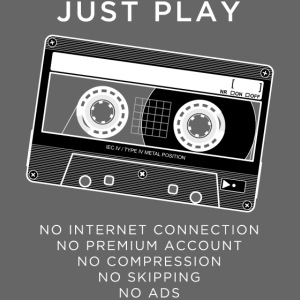 Just play a cassette