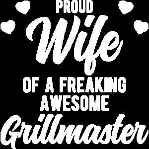 Lustige BBQ Ehemann Phrase Geschenk für