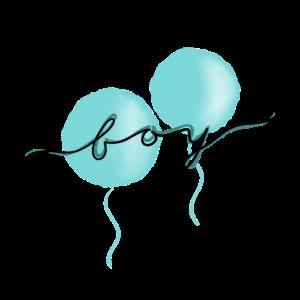 Boy Ballons