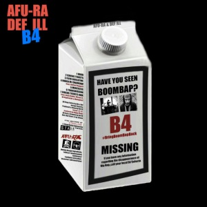 Have you seen Boombap? - Afu-Ra & Def Ill B4 Shirt