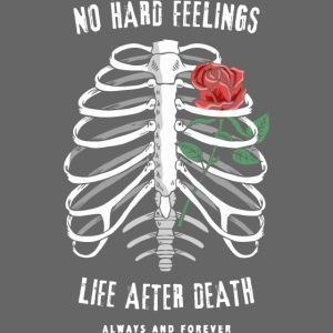 roses bones death
