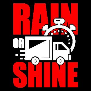 Regen Oder Sonnenschein Lieferungen