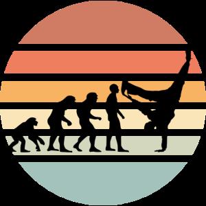 Evolution of mankind HIP HOP
