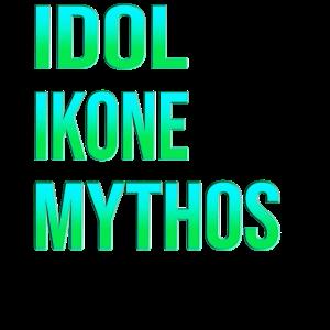 Idol Ikone Mythos Geburtstag Jubiläum Feier Pappa