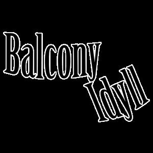 Balcony idyll