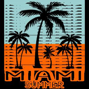 Miami Beach Summer time