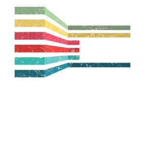 Vintage 1974 74 Geburtstag Retro Jahrgang Geschenk