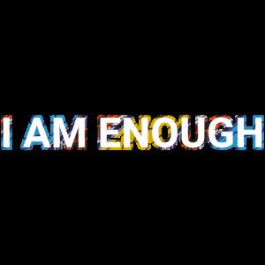 ich bin genug weiß