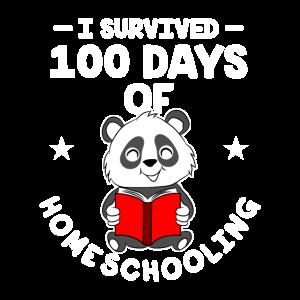 homeschooling panda BytheManzanitas