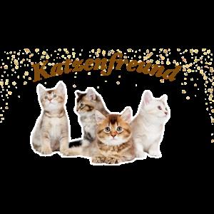 Katzenfreund - süße Katzen (Geschenk)