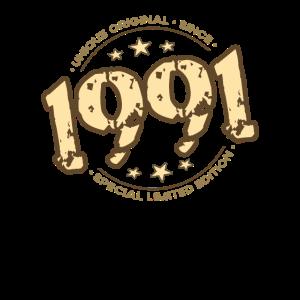 30. Geburtstag - original since 1991 - 30 Jahre