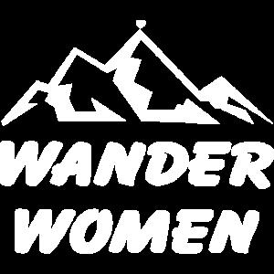 Wander Women Berge Wandern