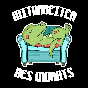 Mitarbeiter des Monats Dinosaurier