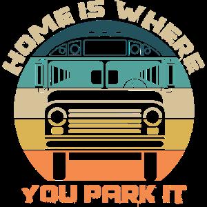 Skoolie Fan Spruch für einen Schulbus Besitzer