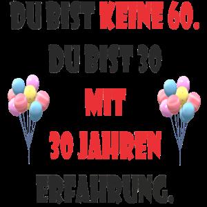 60Jahre Geburtstag