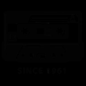 Audiokassette 2 Vintage since 1961