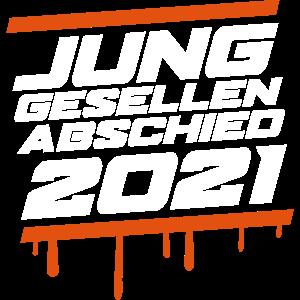 Junggesellenabschied 2021 Jga