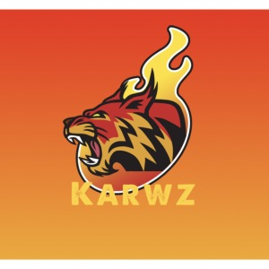 Karwz limited edition Tiger