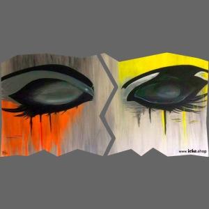 "Augenblick ""closed eyes"" made in Berlin"