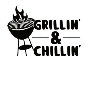Chillen Grillchef Barbecue Grillsaison BBQ Grillen
