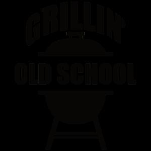 Grillchef Barbecue Grillsaison Grillen old School