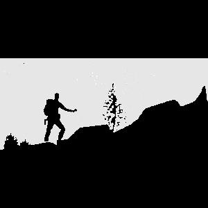 Süße Geschenke für deine Wander und Berge Freunde