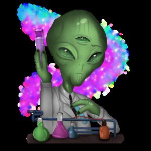 Alien-Wissenschaftler