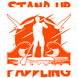 Stand Up Paddling Fan Lover Gift