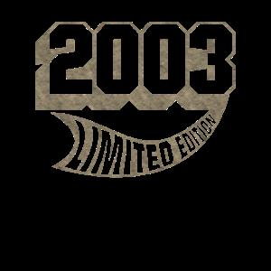2003 Geboren Limited
