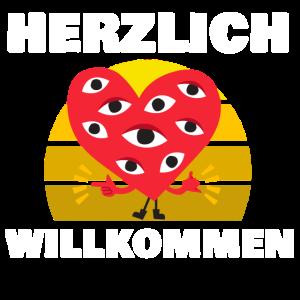 HERZLICH WILKOMMEN