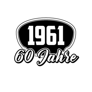 60. Geburtstag Oldtimer 1961 60 Jahre