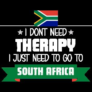 Süd Afrika Reise und Urlaub - I dont need Therapy