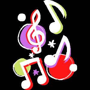 Musik - verrückt - ausgefallen - cool - Noten