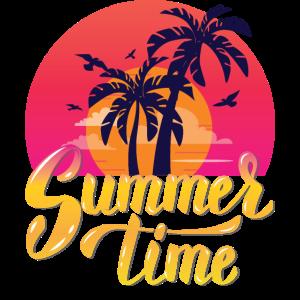 Es ist Sommerzeit - Geschenk Sonne Urlaub