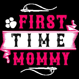 zum ersten mal Mama