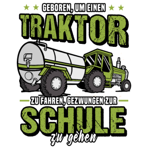 Traktor Landwirt Farmer Bauer Bauernhof Trekker