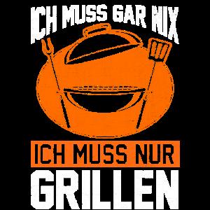 Grillen Griller Grill Geschenk