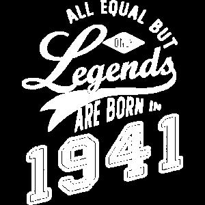 Geburtstag 80 Jahre 1941 Geburtsjahr Geschenk